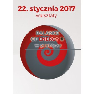 22.01.2017 – BALANCE OF ENERGY w praktyce